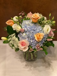 PASTEL GARDEN  from Redwood Florist in New Brunswick, NJ
