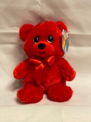 RED BEAR from Redwood Florist in New Brunswick, NJ
